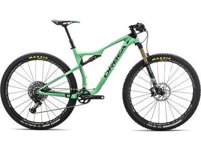 ORBEA OIZ 29 M10-TR S Mint/Black  click to zoom image