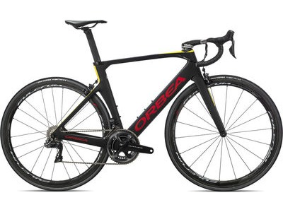 ORBEA Orca Aero M10iTeam 47 Black/Red  click to zoom image