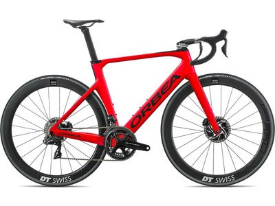ORBEA Orca Aero M10iTeam-D 47 Red/Black  click to zoom image