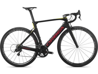 ORBEA Orca Aero M12SRTeam 47 Black/Red  click to zoom image