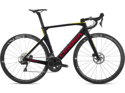 ORBEA Orca Aero M30Team-D 47 Black/Red  click to zoom image