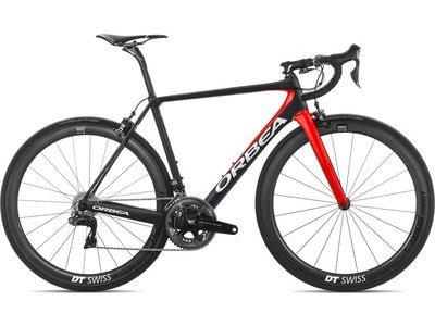 ORBEA Orca M10iLTD 47 Black/Red/White  click to zoom image