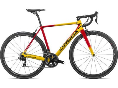 ORBEA Orca M10LTD 47 Yellow/Red  click to zoom image