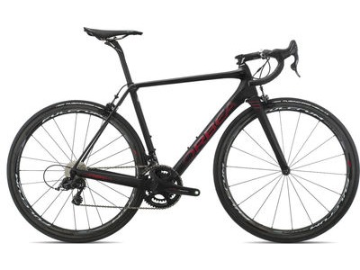 ORBEA Orca M12 SRLTD 47 Black/Red  click to zoom image