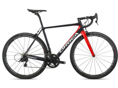ORBEA Orca M12 SRLTD 47 Black/Red/White  click to zoom image