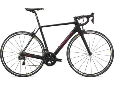 ORBEA Orca M20iTeam 47 Black/Red  click to zoom image