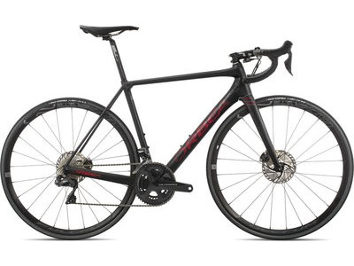 ORBEA Orca M20iTeam-D 47 Black/Red  click to zoom image