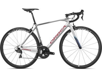 ORBEA Orca M25-Pro 47 White/Red  click to zoom image