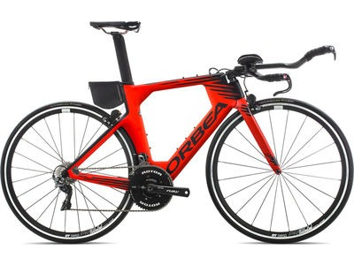 ORBEA Ordu M10Team XS Red/Black  click to zoom image