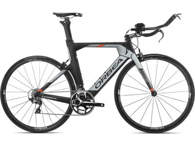 ORBEA Ordu M20 XS Black/Grey/Orange  click to zoom image