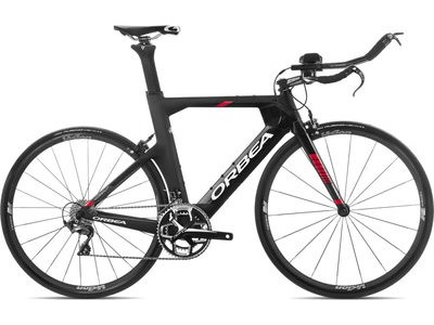 ORBEA Ordu M20 XS Black/Red  click to zoom image