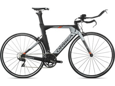 ORBEA Ordu M30 XS Black/Grey/Orange  click to zoom image