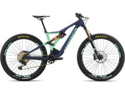 ORBEA Rallon M-LTD S/M Blue/Mint  click to zoom image