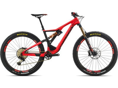 ORBEA Rallon M-LTD S/M Red/Black  click to zoom image
