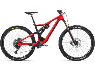 ORBEA Rallon M-Team S/M Red/Black  click to zoom image