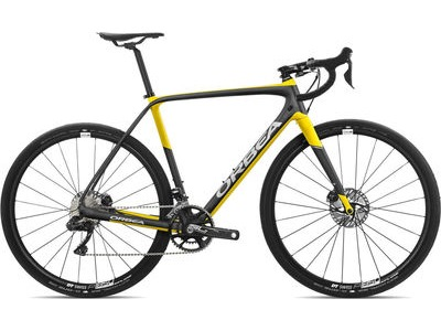 ORBEA Terra M20i-D XS Anthracite/Yellow  click to zoom image