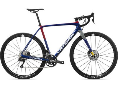 ORBEA Terra M20i-D XS Blue/Red  click to zoom image