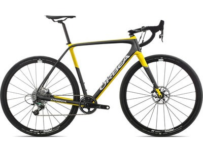 ORBEA Terra M21-D XS Anthracite/Yellow  click to zoom image