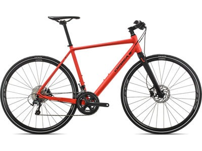 ORBEA Vector 10 XS Red/Black  click to zoom image