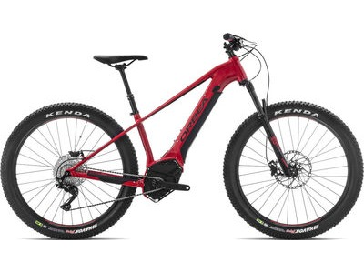ORBEA Wild HT 30 27 S Red/Black  click to zoom image