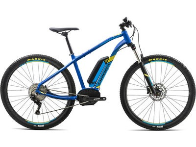 ORBEA Keram 29 10 M Blue/Yellow  click to zoom image