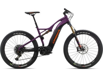 ORBEA Wild FS 10 27S S Purple/Black  click to zoom image