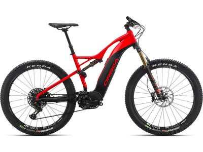 ORBEA Wild FS 10 27S S Red/Black  click to zoom image