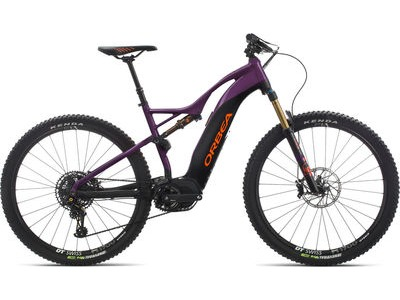 ORBEA Wild FS 10 29S S Purple/Black  click to zoom image