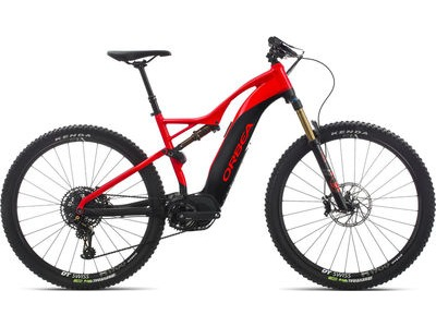 ORBEA Wild FS 10 29S S Red/Black  click to zoom image