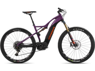 ORBEA Wild FS 150 10 29S S Purple/Black  click to zoom image