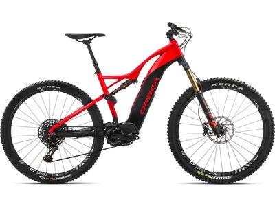 ORBEA Wild FS 150 10 29S S Red/Black  click to zoom image