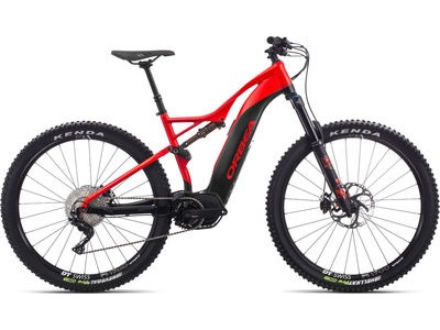 ORBEA Wild FS 150 20 29S S Red/Black  click to zoom image