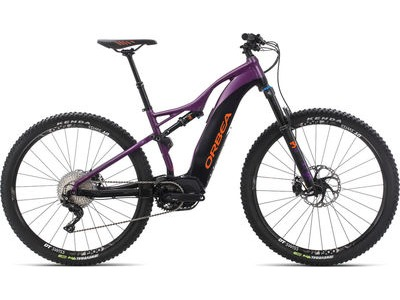 ORBEA Wild FS 20 29S S Purple/Black  click to zoom image