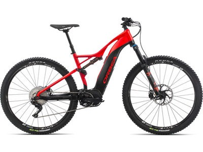 ORBEA Wild FS 20 29S S Red/Black  click to zoom image