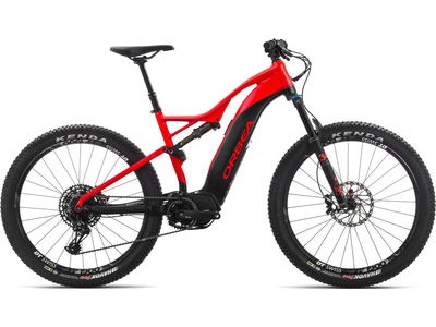 ORBEA Wild FS 30 27S S Red/Black  click to zoom image