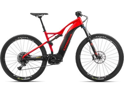 ORBEA Wild FS 30 29S S Red/Black  click to zoom image