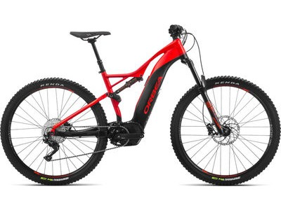 ORBEA Wild FS 40 29S S Red/Black  click to zoom image