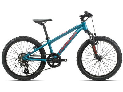 ORBEA MX 20 XC  Blue/Red  click to zoom image