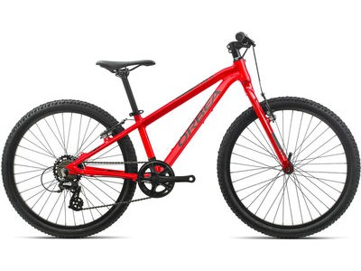 ORBEA MX 24 Dirt  Red/Black  click to zoom image