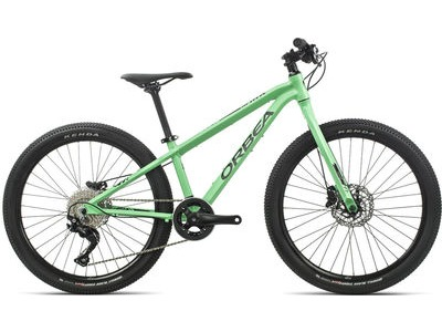 ORBEA MX 24 Team Disc  Mint/Black  click to zoom image