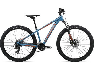 ORBEA MX 27 XS Dirt XS Blue/Red  click to zoom image