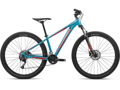ORBEA MX 27 XS XC XS Blue/Red  click to zoom image