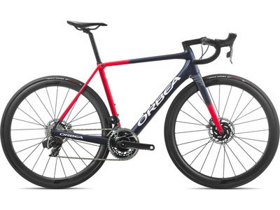 ORBEA Orca M11eTeam-D 47 Blue/Red  click to zoom image