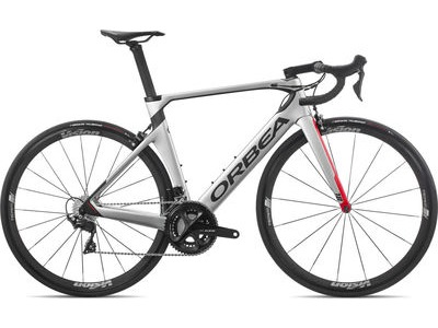 ORBEA Orca Aero M30Team 47 Silver/Red  click to zoom image
