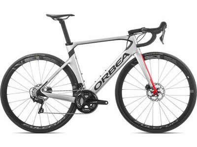 ORBEA Orca Aero M30Team-D 47 Silver/Red  click to zoom image