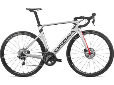 ORBEA Orca Aero M20Team-D 47 Silver/Red  click to zoom image
