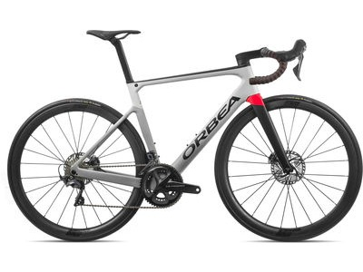 ORBEA Orca M20Ltd-D 47 Grey/Red  click to zoom image