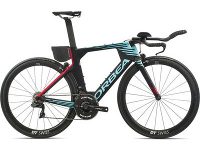 ORBEA Ordu M10iTeam XS Black/Blue  click to zoom image