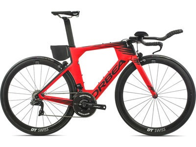 ORBEA Ordu M10iTeam XS Red/Black  click to zoom image