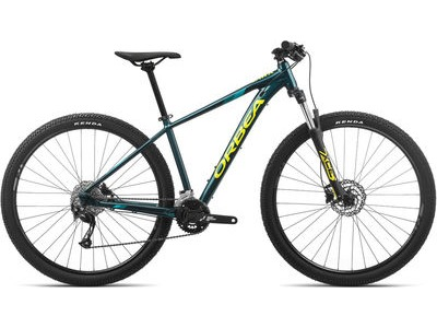 ORBEA MX 27 40 S Ocean/Yellow  click to zoom image